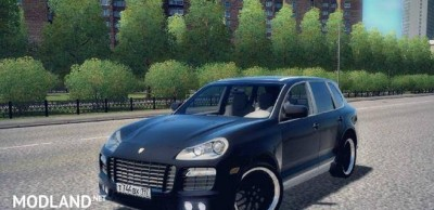 Porsche Cayenne Turbo S Hamman [1.5.9], 1 photo